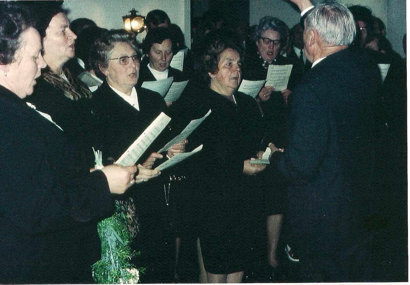 1971_Erhebung der Gemeinde zur Pfarrei