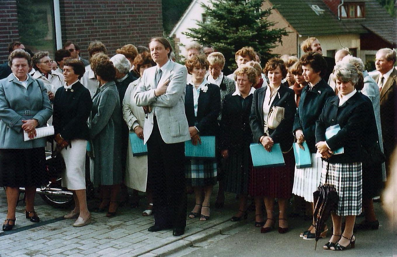 1982 - Einweihung des neuen Jugendheims