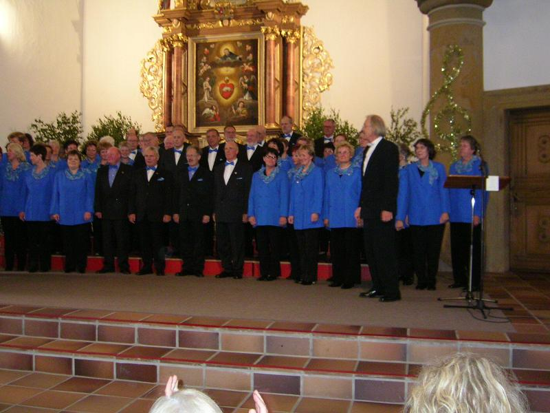 2005 - Abschiedskonzert Jo Meinert