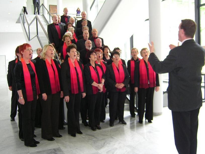 2006 - Auftritt im Niedersächsischen Landtag in Hannover