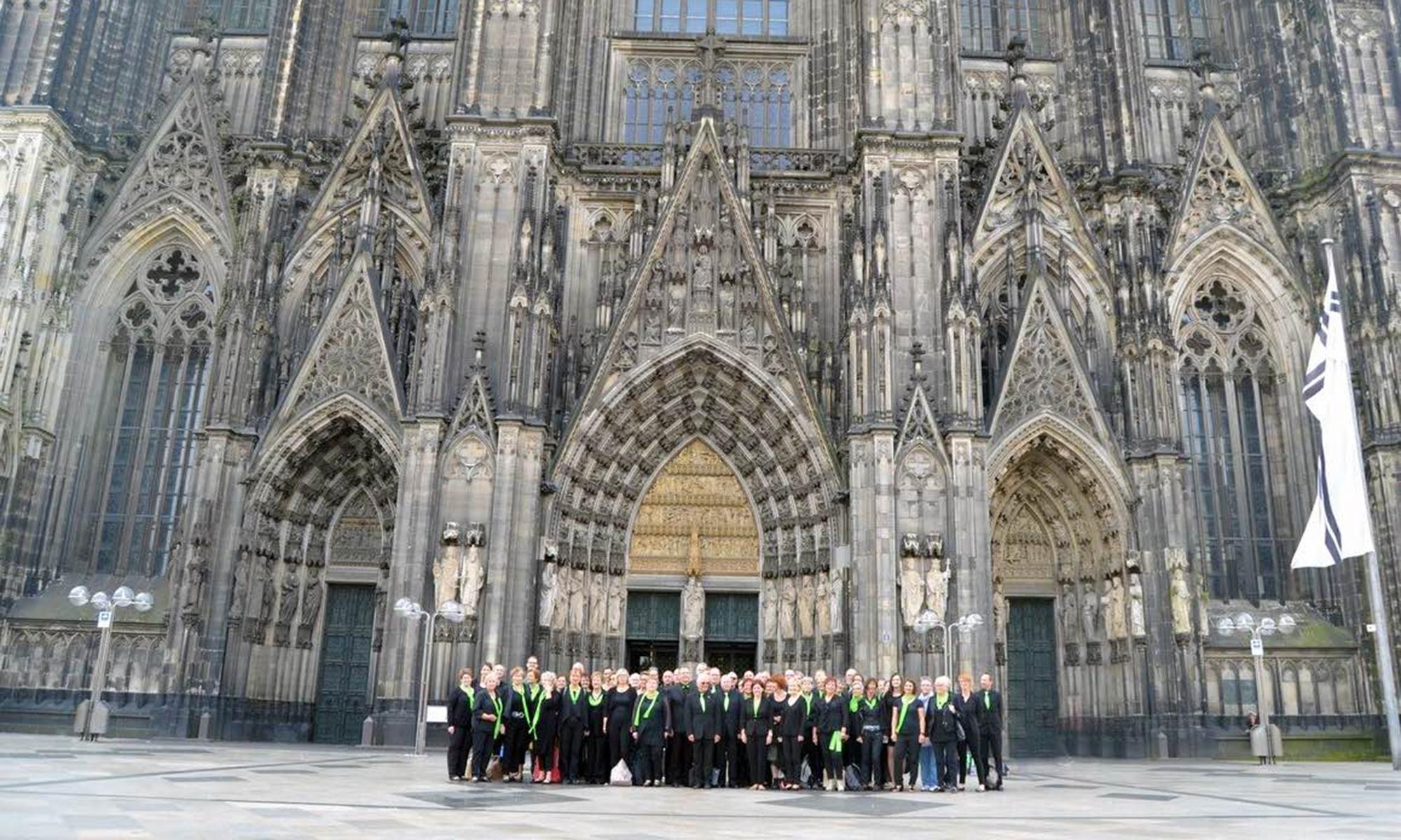 2018 - Singen im Kölner Dom