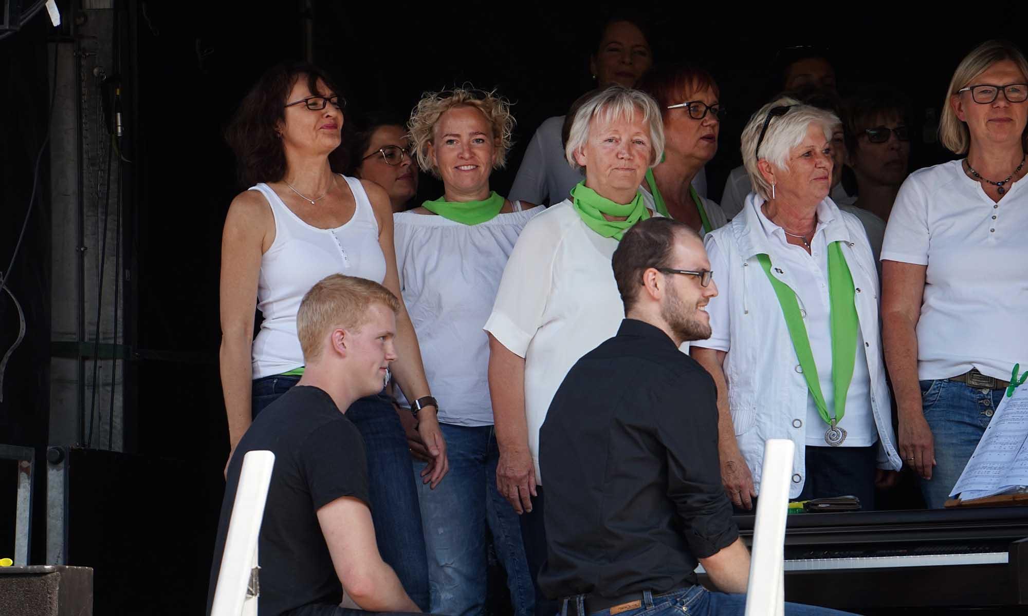 Der Chor auf der LaGa_007