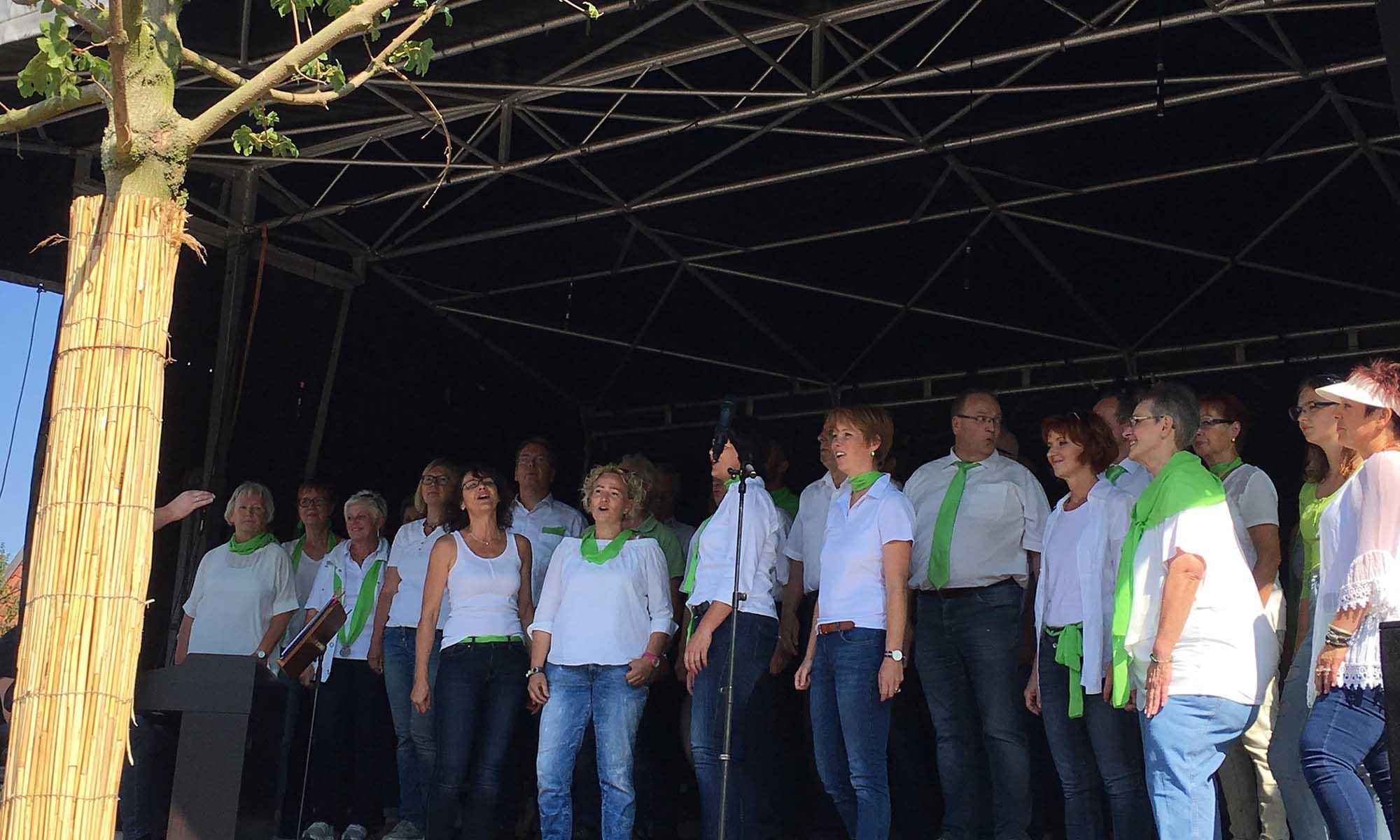 Der Chor auf der LaGa_010